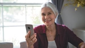Custom settings make smartphones easy