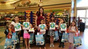 Sustainable future: 6 ways to teach your kids about food waste