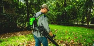 How your lawn equipment is harming the environment