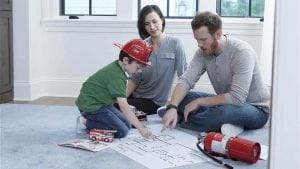 Add fire safety to your family's routine