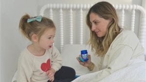 5 ways to care for and comfort your sick child