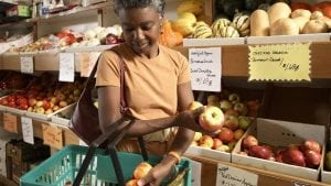 Nutrition takes center stage for people with chronic conditions