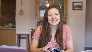 Young 4-H leader makes STEM fun and accessible