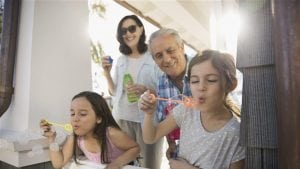 Advice for adult children of aging parents who need help at home