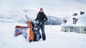 Leave it to the machines: How to avoid injury during snow season