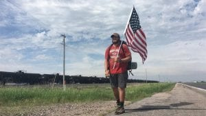 Best friends walk across America to raise money and awareness for veterans