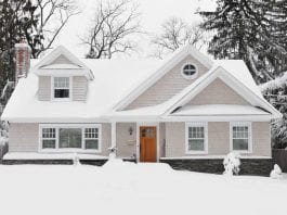 5 ways to prep your home's exterior for cold weather pest problems