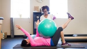 Safe and effective: Choose physical therapy for your back pain
