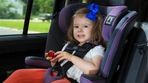 Newborn to 13+: Car safety tips for kids of all ages