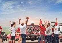 Make your tailgating party the hotspot