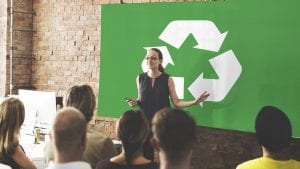 Top 5 questions to ask your office manager to go green