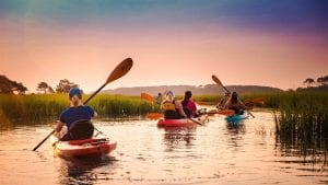 3 ways to add wellness to your vacation