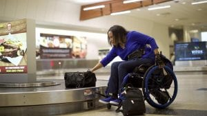 Air travel can be dangerous for passengers with disabilities