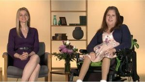 Move Forward: A Young Woman's Journey with a Rare Disease and Moving Forward in the Name of Her Sister