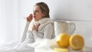 How Americans deal with the stress of sick