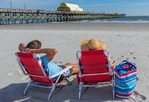 Cure the winter blues in Myrtle Beach