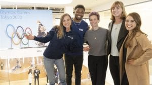Three Olympic Athletes Share How Sport Can Inspire Small Business Success