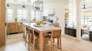 Hot trends in kitchen remodeling