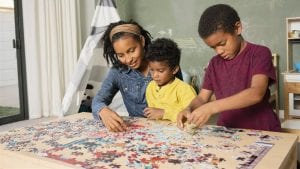 Jigsaw puzzles – perfect for 'me' and 'we' time this winter