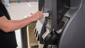 Swiping payment cards at the pump could put your card information at risk